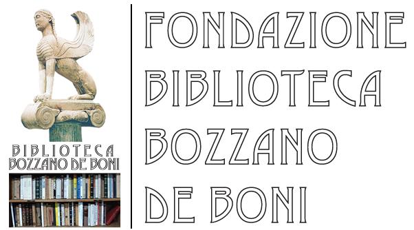 """04 novembre 2017 Escursione a Bologna alla """"Biblioteca – Fondazione Bozzano-De Boni dove si terrà una giornata di studio  dal titolo """"Medianità oggi"""""""