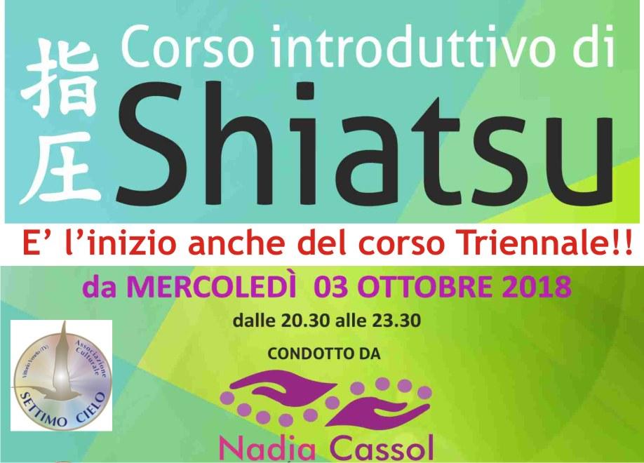 3 ottobre partita scuola di Shiatsu: possibile ancora aggregarsi!