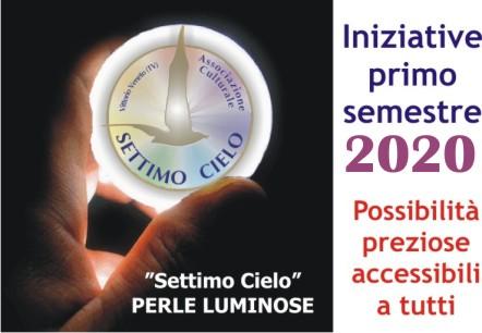 Anteprima appuntamenti che erano previsti nel primo semestre2020!