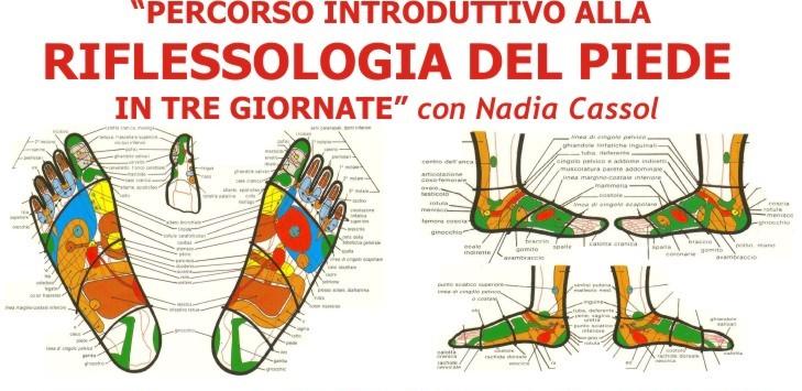 Riflessologia del piede: 3 belle giornate introduttive a settembre/ottobre