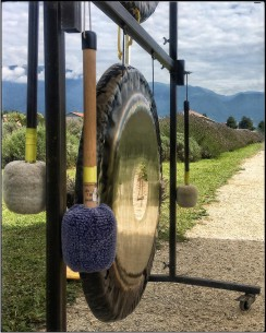 20 Settembre: nuovo bagno di gong in un luogo eccezionale!!